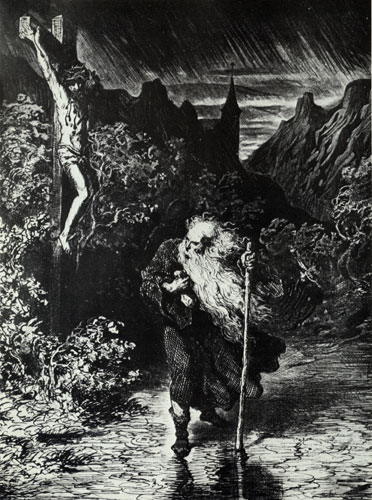 Gustave Doré - The Wandering Jew