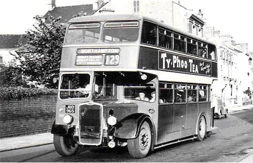 Double Decker Daimler Benz