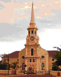 Dutch Reformed Church, Wellington