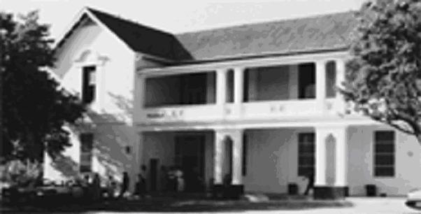 Homestead Wellington in the Boland