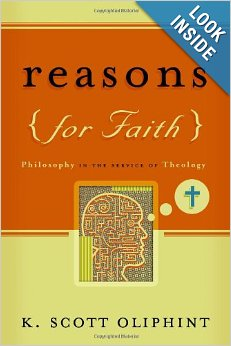 oliphint reasons for faith