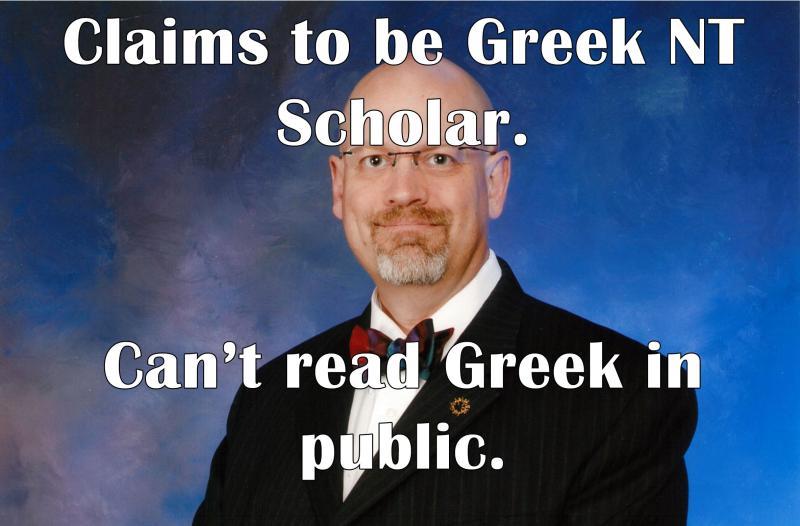 james white greek 1