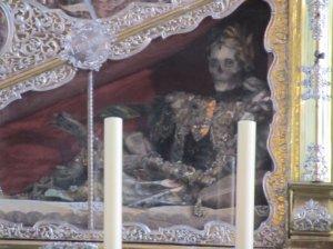 skeleton konrad_basilika_mondsee